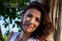 Portrait de femme nature  Charente