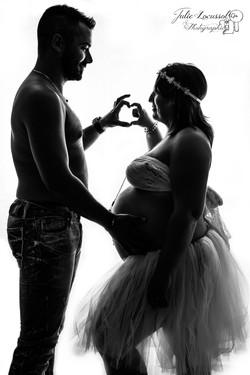 Photo grossesse couple ♥