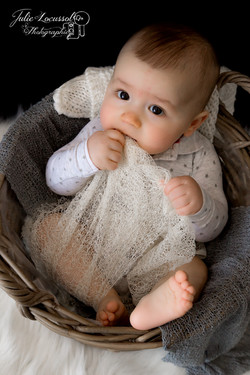 Photographe bébé Mornac