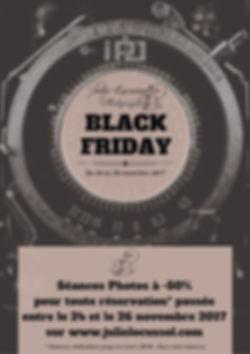 Black Friday Julie Locussol Photographie