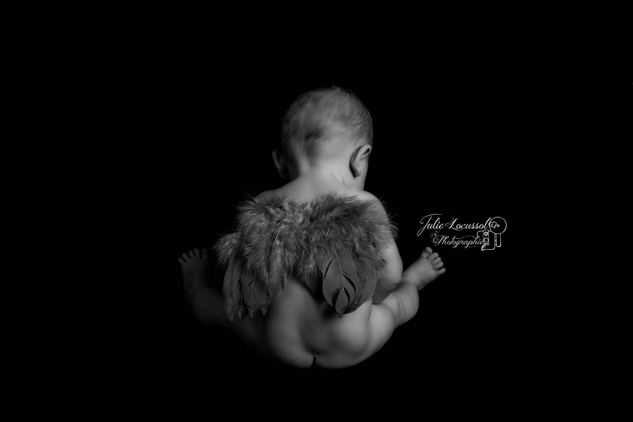 Photographe bébé La Couronne