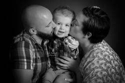 photo grand bébé parents chasseneuil