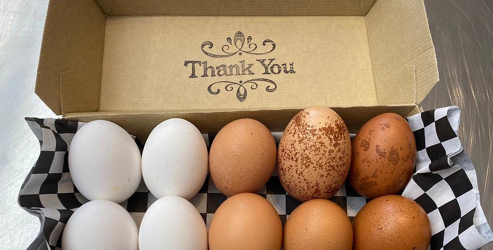 Two-bit Eggs