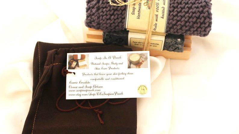 Acne Charcoal Soap Gift Set