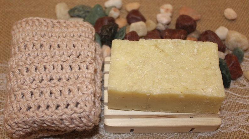 Oatmeal Soap Gift Set