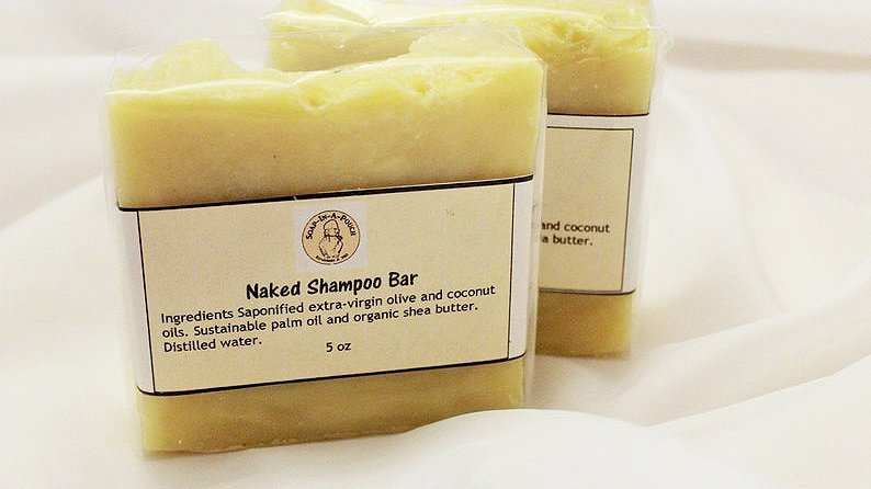 Naked Shampoo Bar