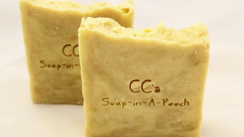 Goat Milk Patchouli Soap