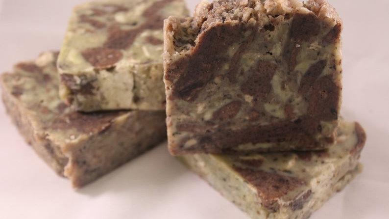 Chocolate Chunk Mint Soap