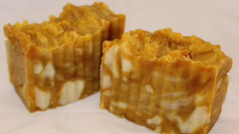 Pumpkin Honey Pie Soap