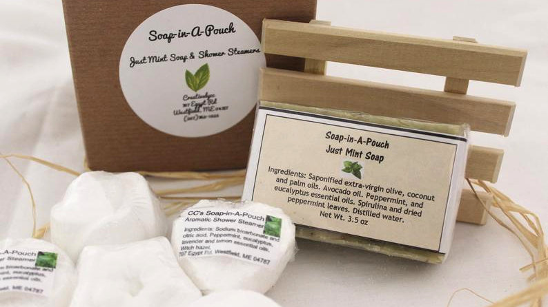 Peppermint Soap and Shower Steamers