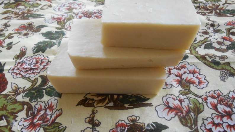 Large Olive Oil Block Soap