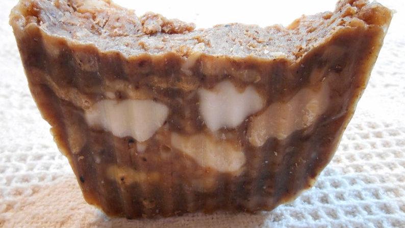 Chocolate Caramel Medley Soap
