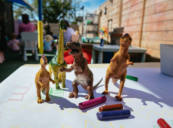 Ribbons Dinosaur Day and Summer (151 of