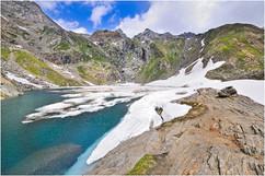 NP Zillertaler Alpen Schwarzsee oberh Be