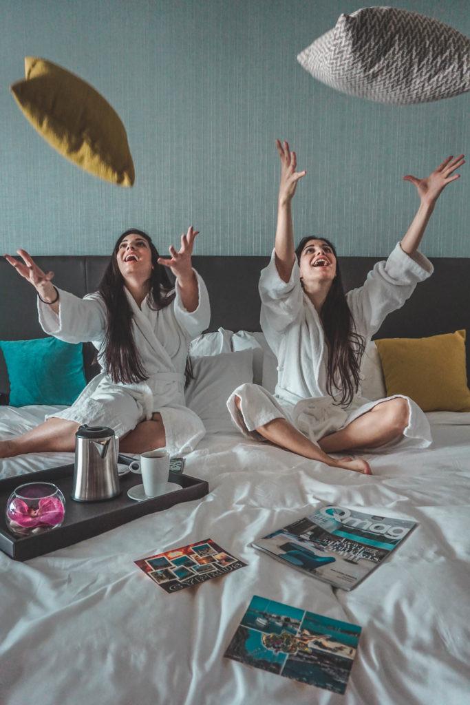 Γυναικεία ...απόδραση στο Radisson Blu Hotel Larnaca