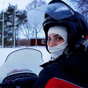 Σαφάρι με snowmobile στα παγωμένα δάση της  Φινλανδίας και επίσκεψη σε φάρμα ταράνδων  |