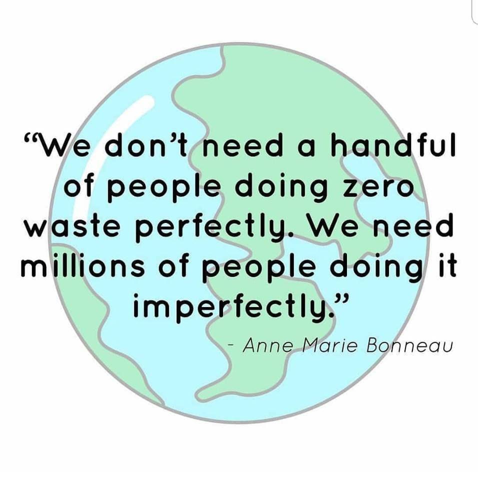 Είναι η δημοσίευση του location ο λόγος της ρύπανσης στην Κύπρο; we don't need a handful of people doing zero waste perfectly quote