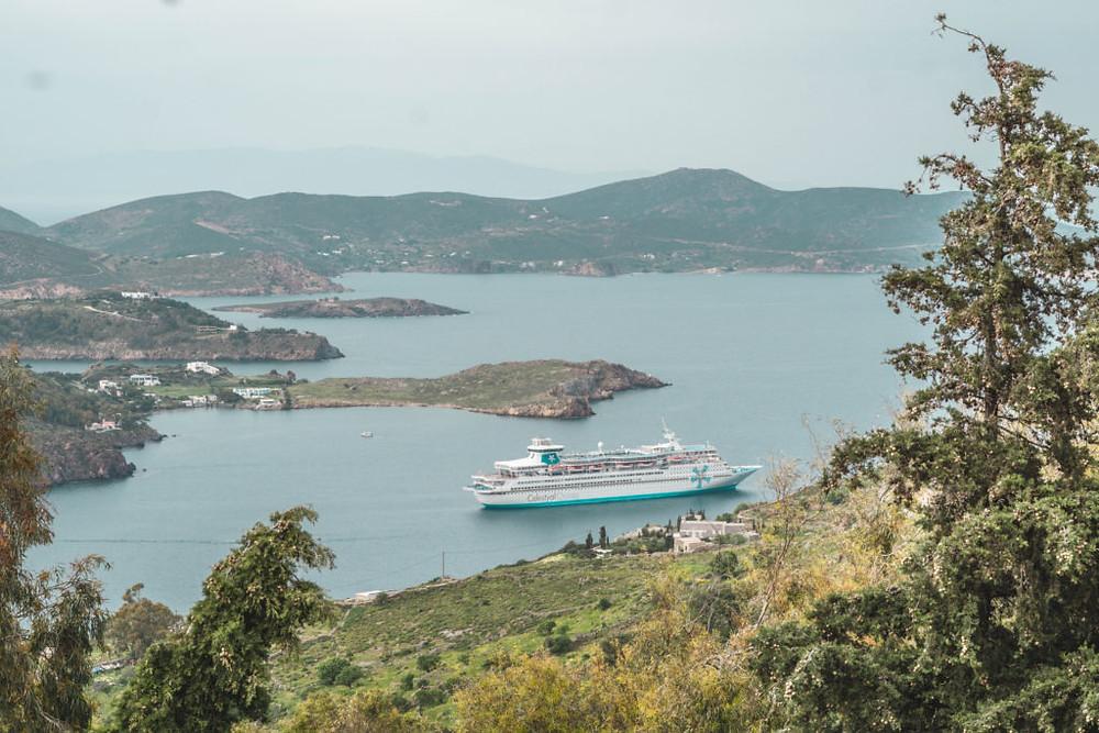 κρουαζιέρα Celestyal Cruises diarywings πάτμος