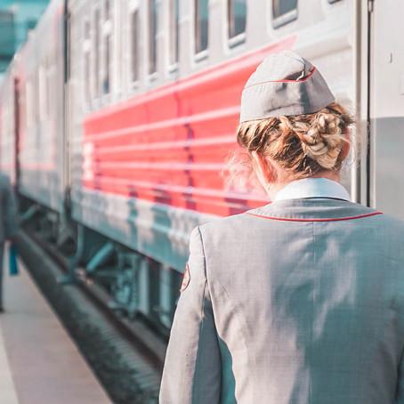 Υπερσιβηρικός | Η επιβίβαση στην Μόσχα