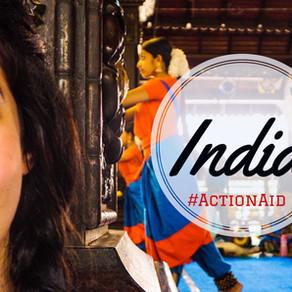 Στην Ινδία για τρίτη φορά… #ActionAid