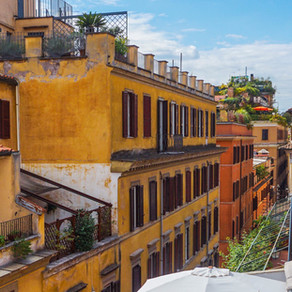 Πως οργάνωσα το ταξίδι μου στη Ρώμη | Εισιτήρια – Διαμονή – Μεταφορικά – Ξεναγήσεις