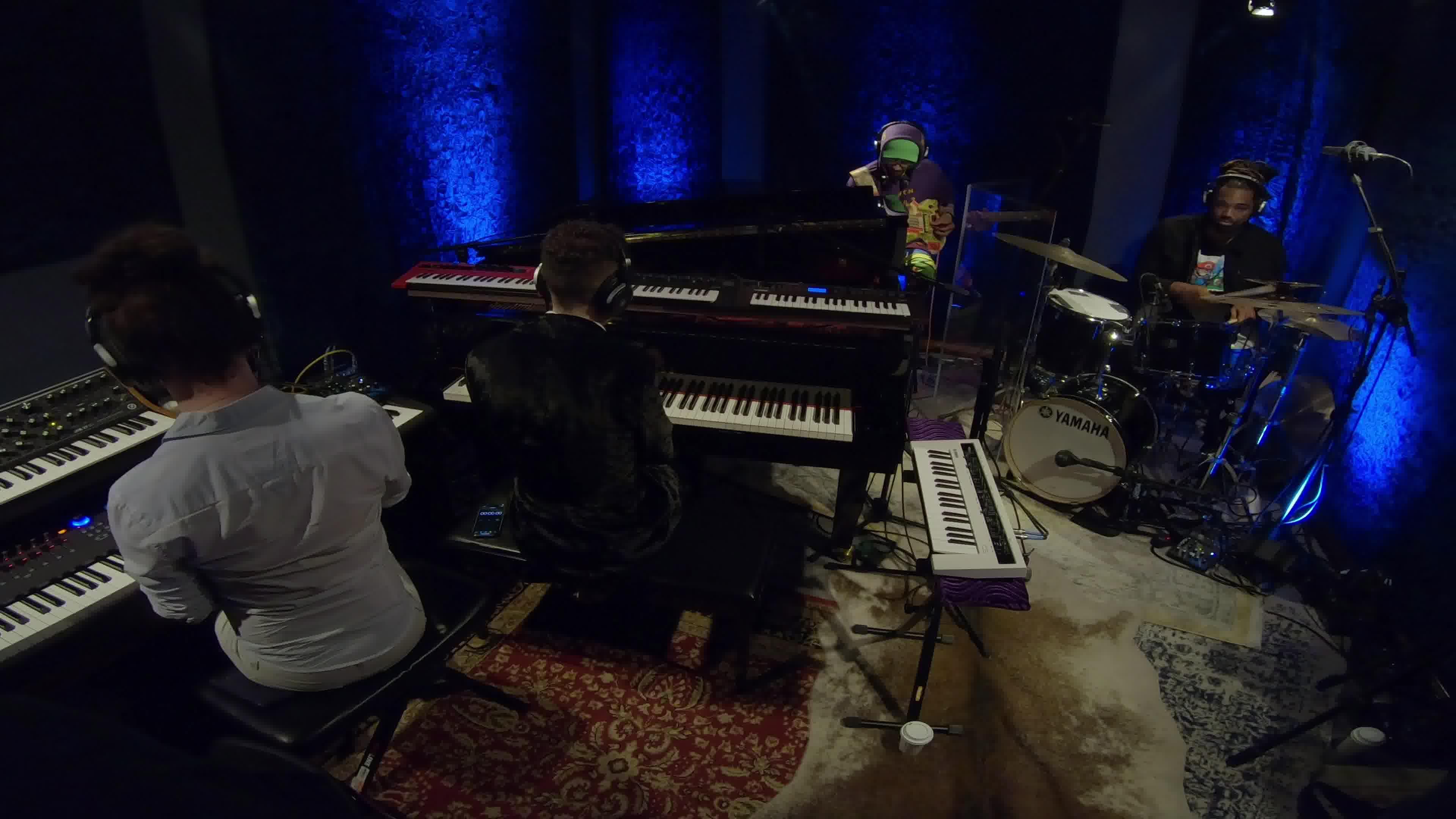 Tiny Room: Greg Spero Presents 'The Scorpion Project' Emotionless-Drake