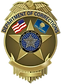 Department of Correctons Badge