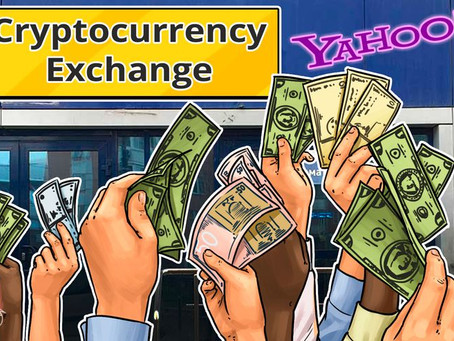Yahoo Finance launches cryptocurrency trading features