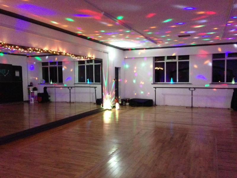 TJH Dance & Fitness studio
