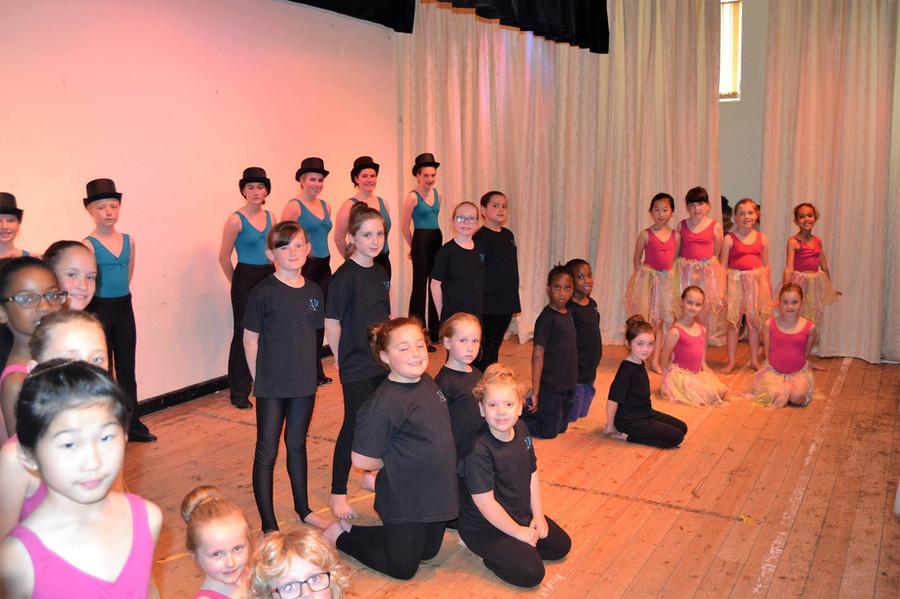 TJH Dance & Fitness dance performance