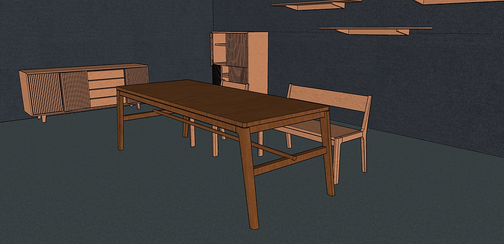 Dining Table No. 2