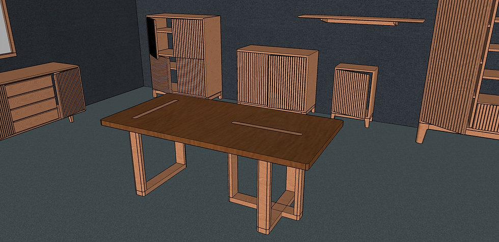 Dining Table No.7