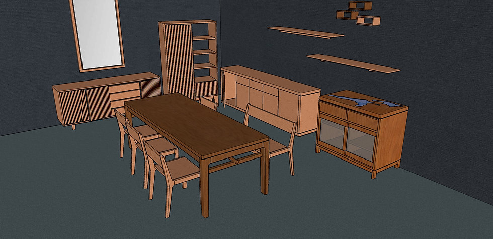 Dining Table No. 5