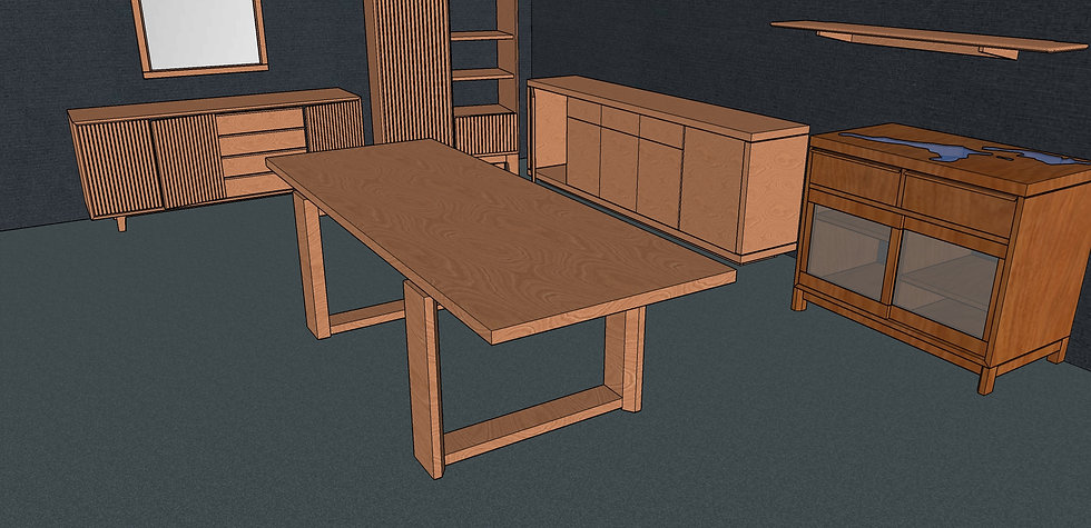 Dining Table No. 6