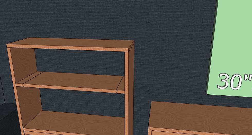 Modular Bookcase No. 3