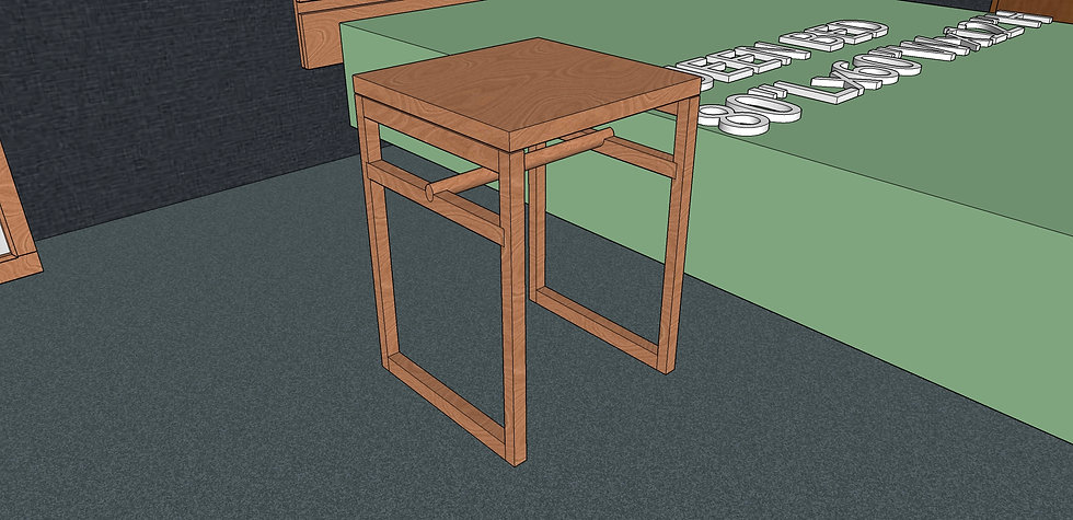End Table No. 4