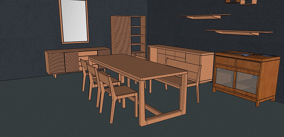 Dining Table No. 1