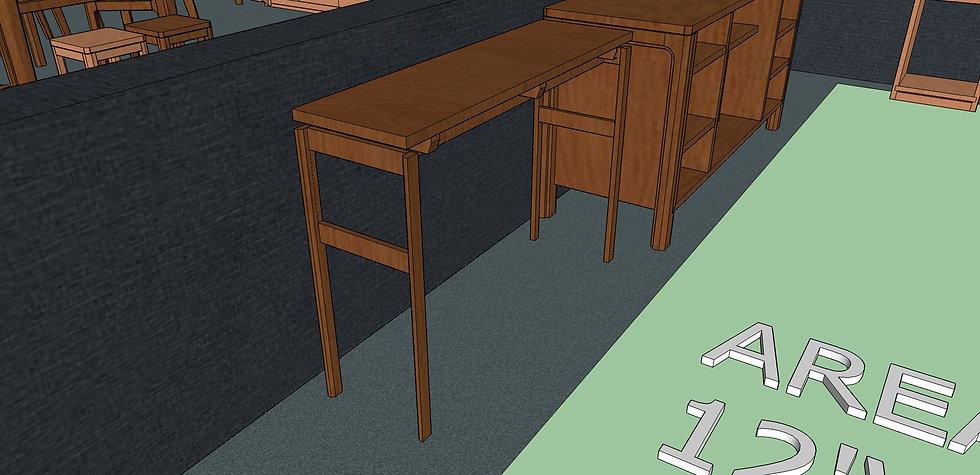 Hallway Table No. 3