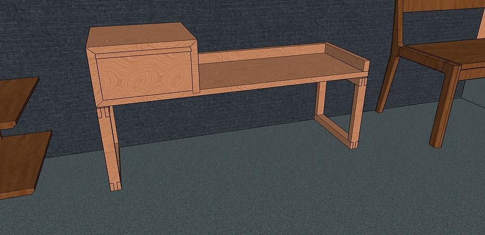 Bench No. 3
