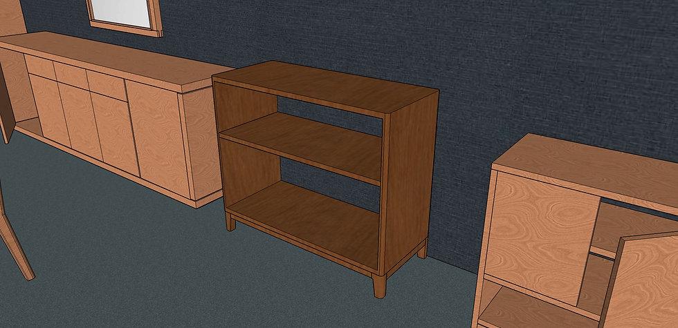 Open Cabinet No. 1