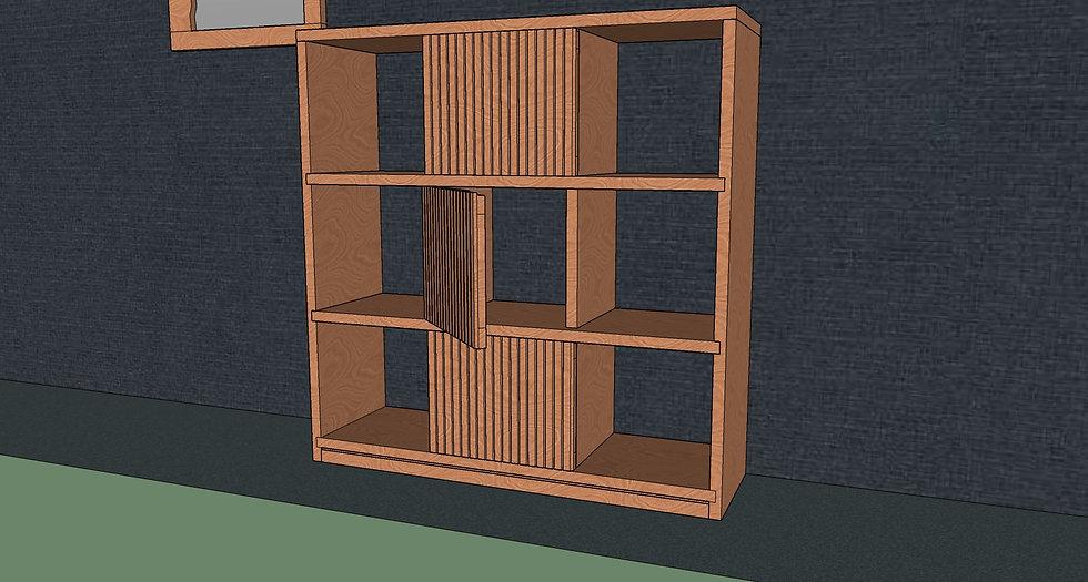 Modular Bookcase No. 2
