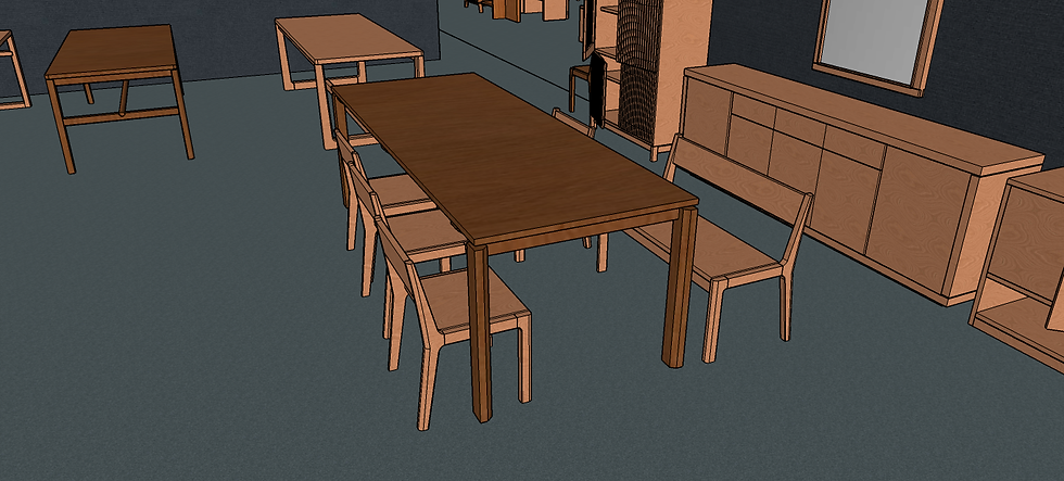 Dining Table No. 3