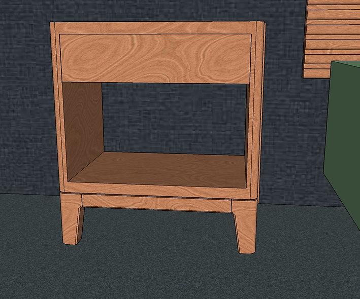 Modular Nightstand No. 2