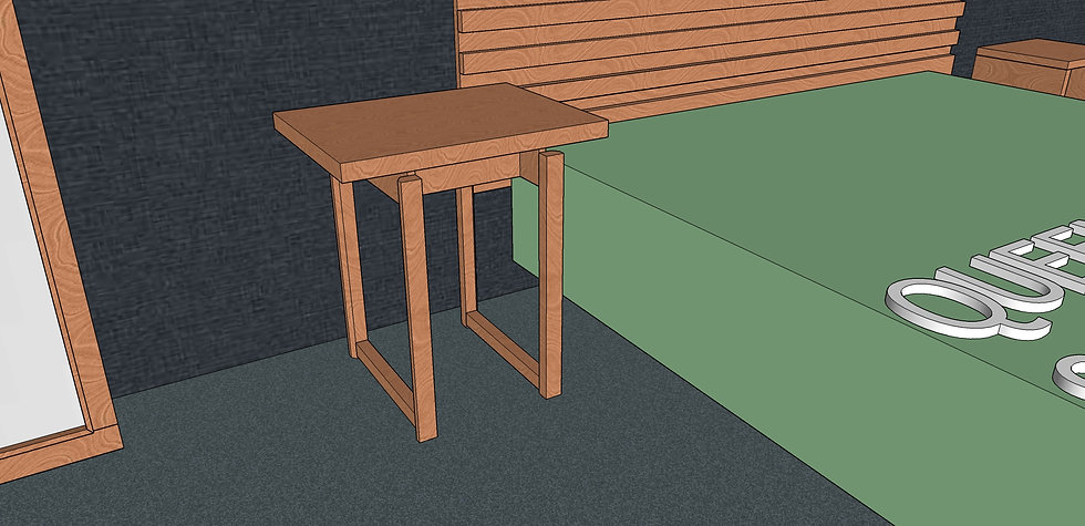 End Table No. 6