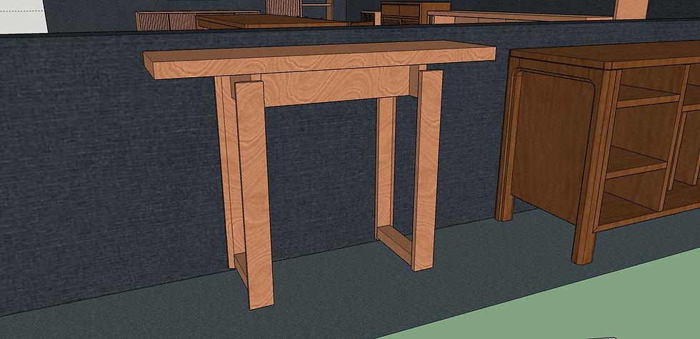 Hallway Table No. 6
