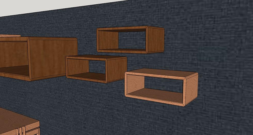 Mini Floating Shelf