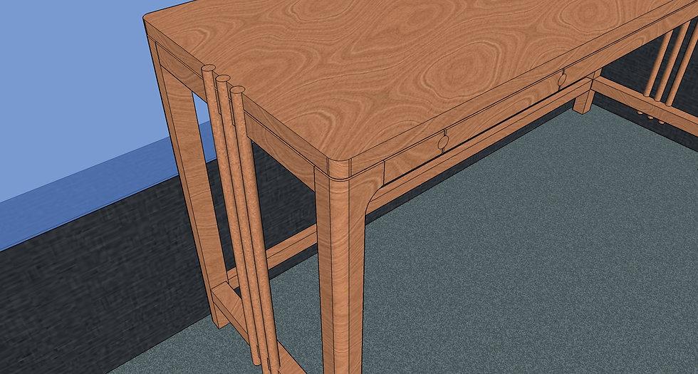 Desk No. 1