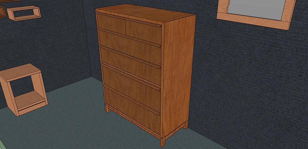 Dresser No. 2