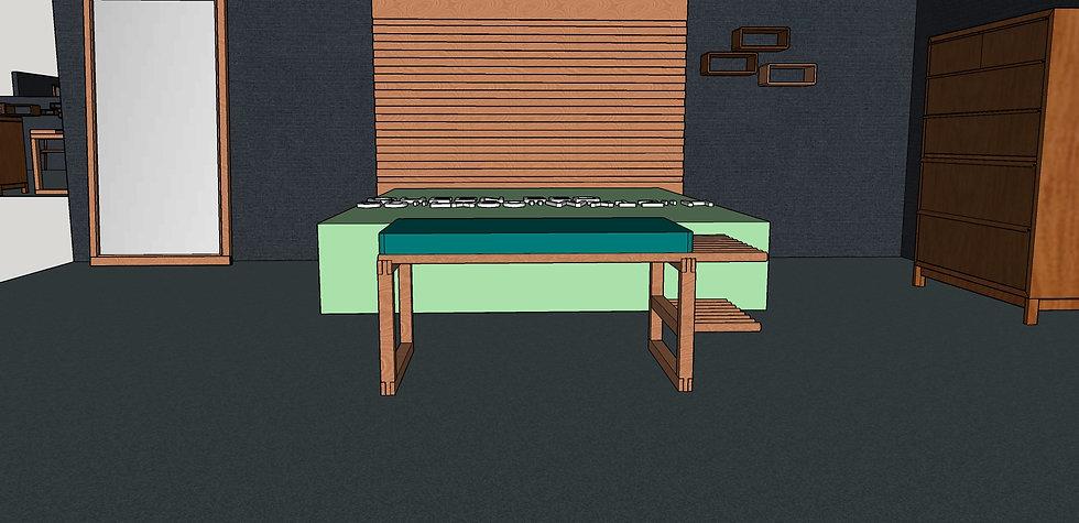 Bench No. 1