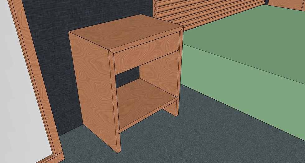Modular Nightstand No. 3